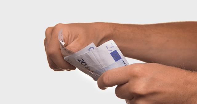 Niet ingehouden loonheffing is geen genoten loon