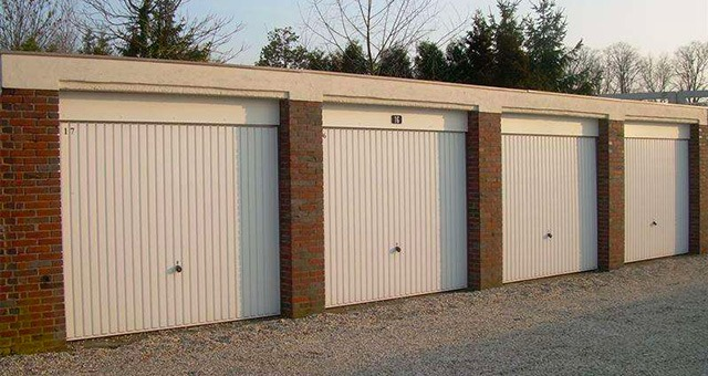 Verhuur garageboxen niet vrij van omzetbelasting